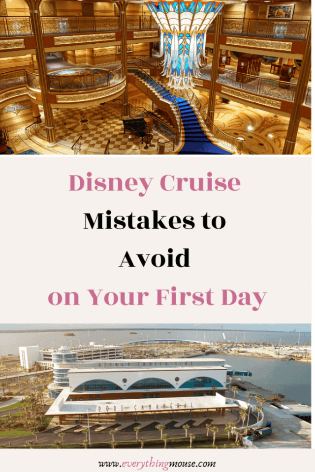 Disney Cruise Essentials