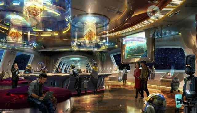 star wars hotel experience