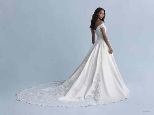 Disney Beauty and the Best Wedding Dress