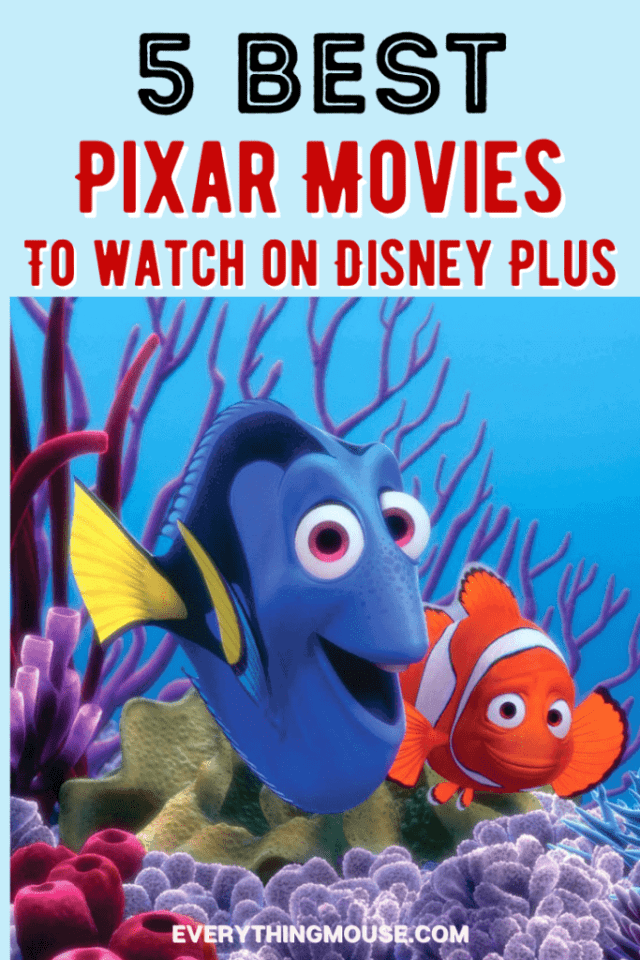 bestpixarmovies on disneyplus