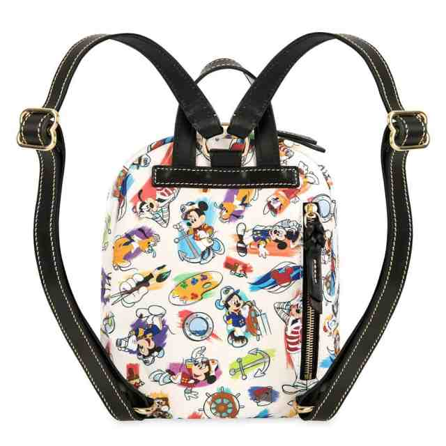 DCL-Captain-Mickey-Mouse-Friends-Disney-Ink-Paint-Backpack-Dooney-Bourke-2