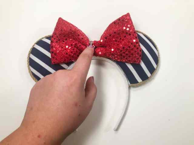 How to Make Disney Cruise Ears