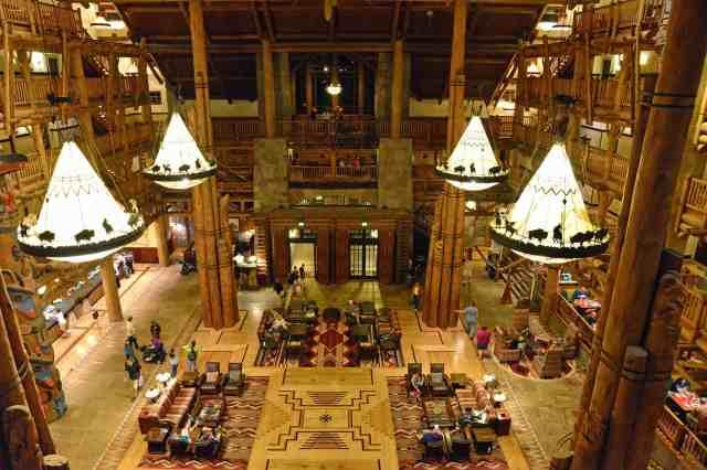 disney wilderness lodge hotel