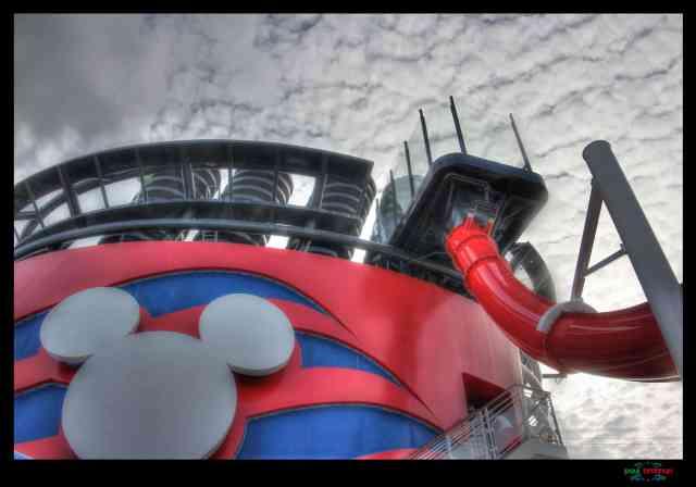 disney magic cruise aquadunk