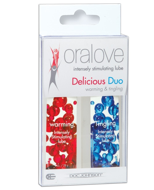 Oralove His and Her Lube