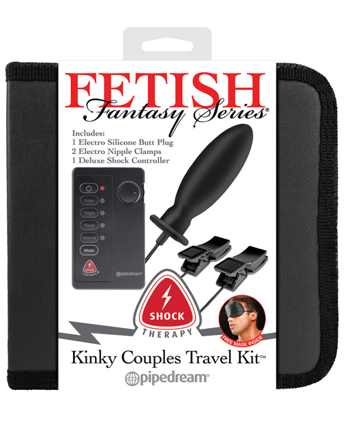 Kinky Couples Travel Kit