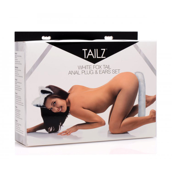 Tailz Fox Tail Kit