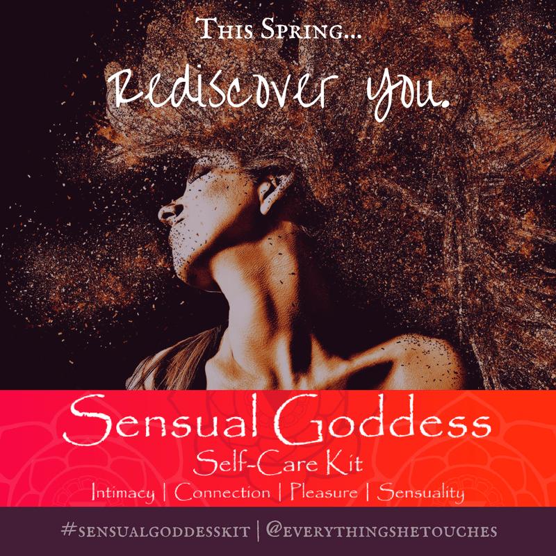 Sensual Goddess Self-Care Kit