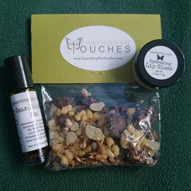Everything She Touches product review