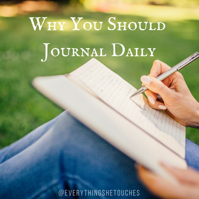 Why You Should Journal Daily
