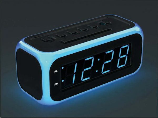 Large Digital Wall Clock Everything Simple