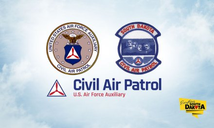 South Dakota Civil Air Patrol Searches for Emergency Beacon