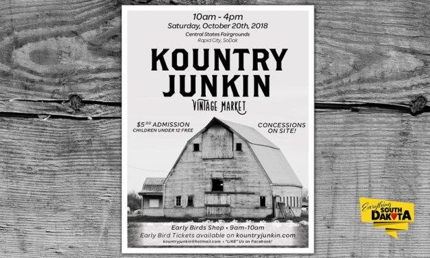 Kountry Junkin' Vintage Market, Rapid City