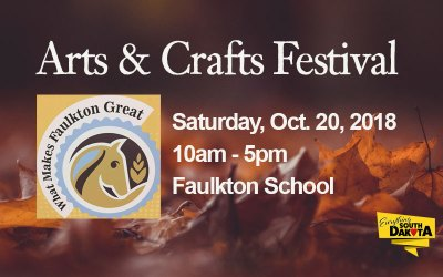 Arts and Crafts Festival in Faulkton