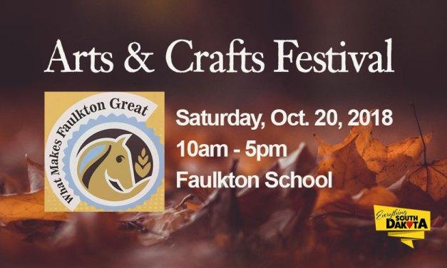 Arts and Crafts Festival in Faulkton