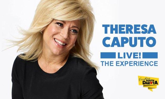 Theresa Caputo, LIVE! The Experience at the Rushmore Plaza Civic Center