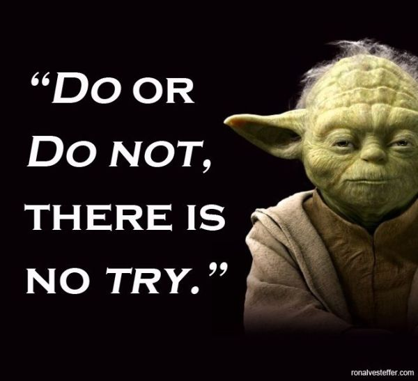 Star Wars Quotes - Many of them are Yoda.