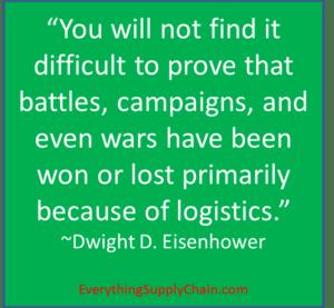 Logistics quote