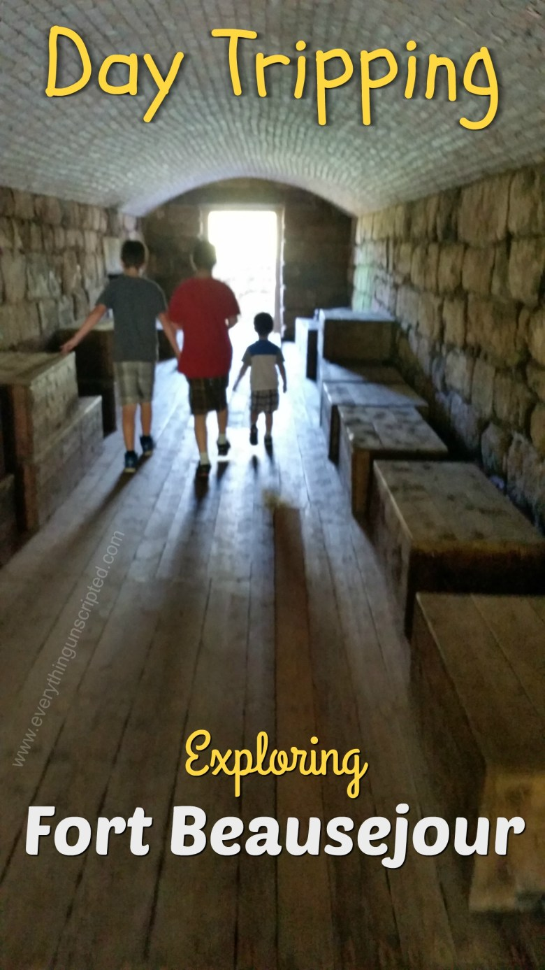 Day Trip NB - Fort Beausejour