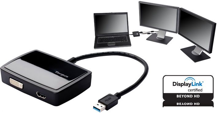 Targus Usb Multi Display