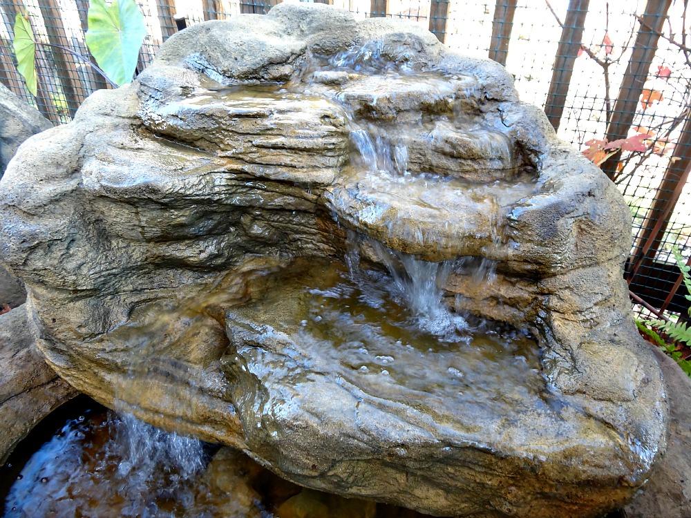Pond Waterfalls, Backyard & Garden Rock Waterfall Designs on Rock Garden Waterfall Ideas  id=41765