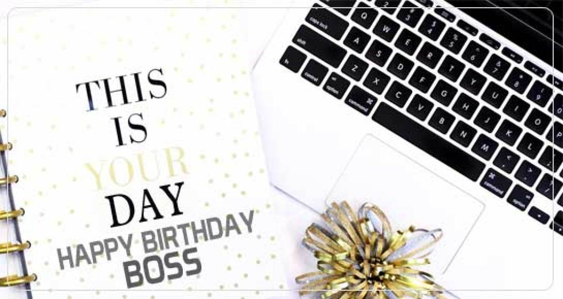Birthday Wishes For Boss - Messages | Greetings - Blessings & Images