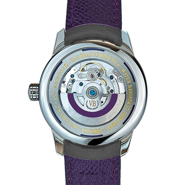 The Eves & Gray Mk.V1 Gentlemans Limited Edition Wrist Watch 4