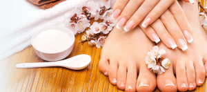 Manicures and Pedicures at Eves Apple Therapeutic spa located in Palos Heights IL