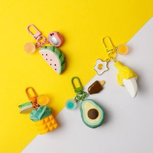 colourful travel Keychain