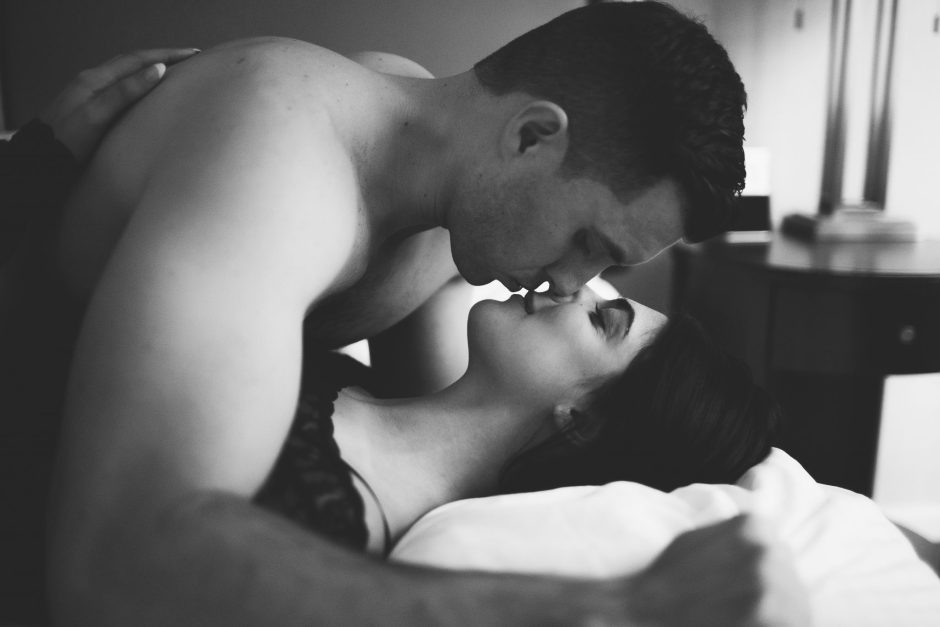 boudoir photography for couples