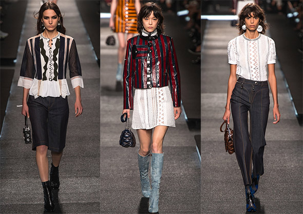 Louis Vuitton, spring 2015 Ready-to-Wear
