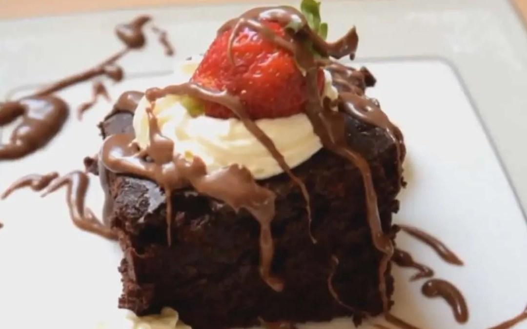 Σούπερ σοκολατένιο κέικ!