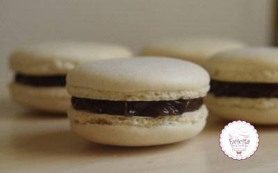 Αυθεντικά γαλλικά macarons!