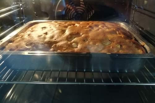 μηλόπιτα κέικ