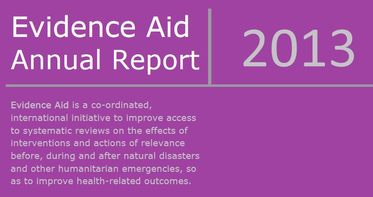 annual report 13