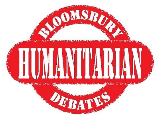 Logo Bloomsbury Humanitarian Debate