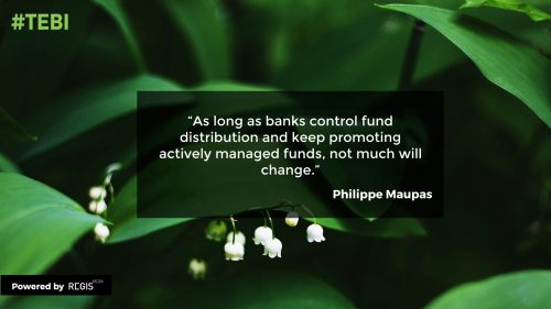 Philippe Maupas on the impact of banks