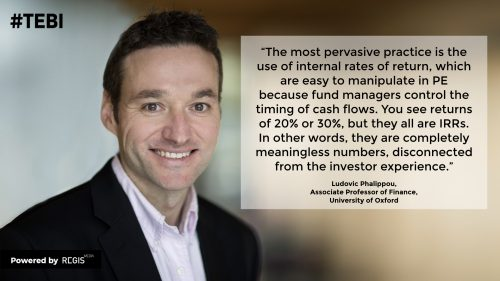 Ludovic Phalippou on private equity