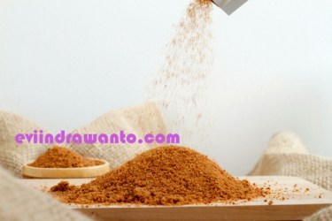 karakteristik gula semut aren