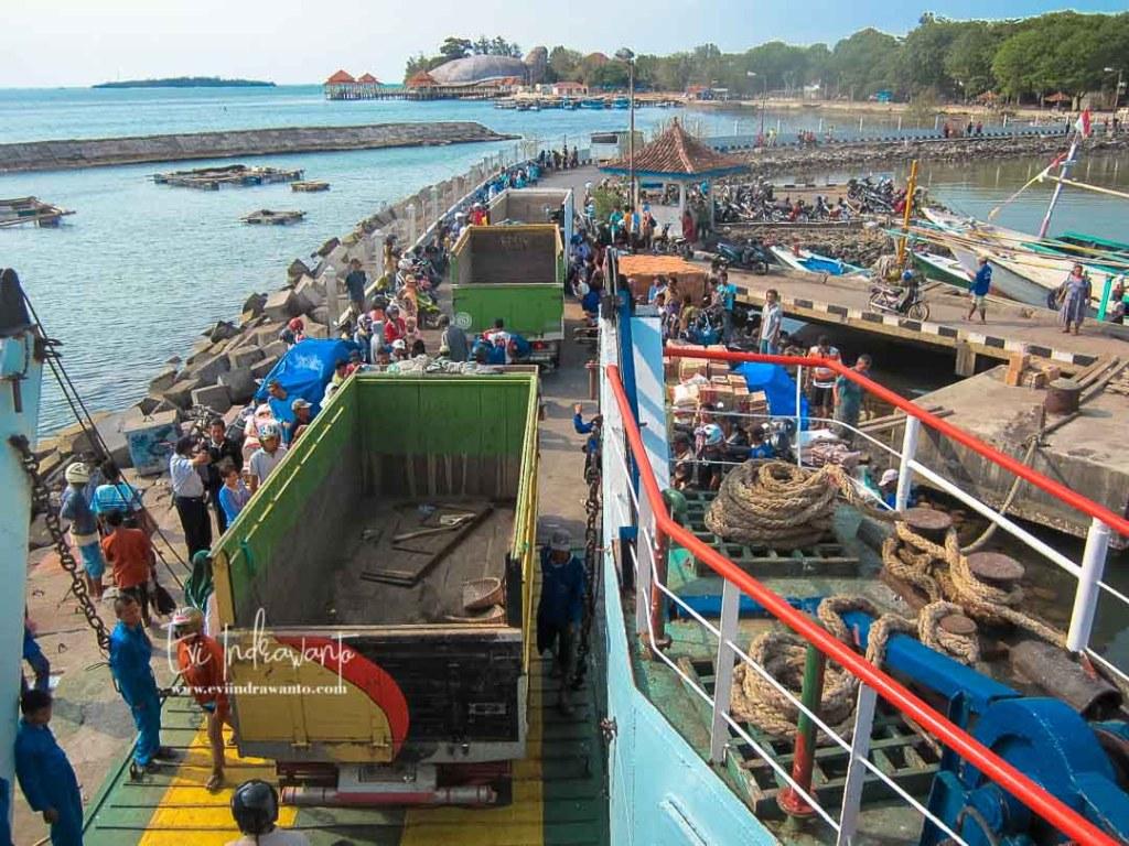 Pelabuhan Kartini Jepara