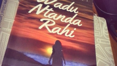 Novel Wadu Ntanda Rahi