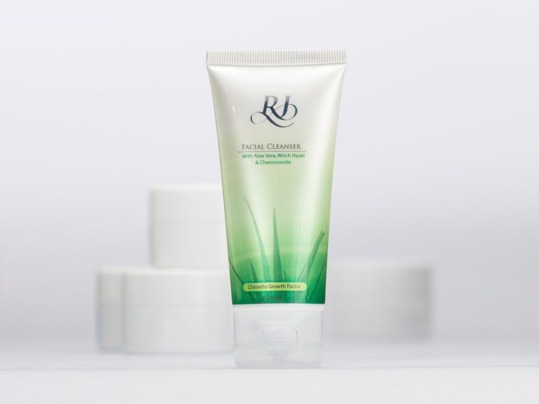 RJ Facial Cleanser - Sabun untuk cuci muka