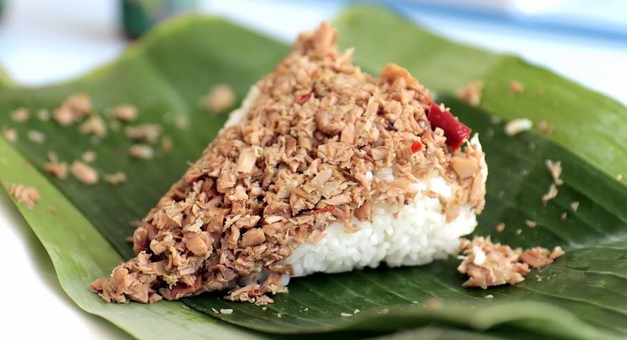 Nasi Megono Makanan Khas Pekalongan