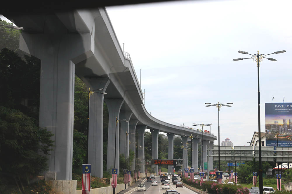 Susunan beton-beton metropolitan