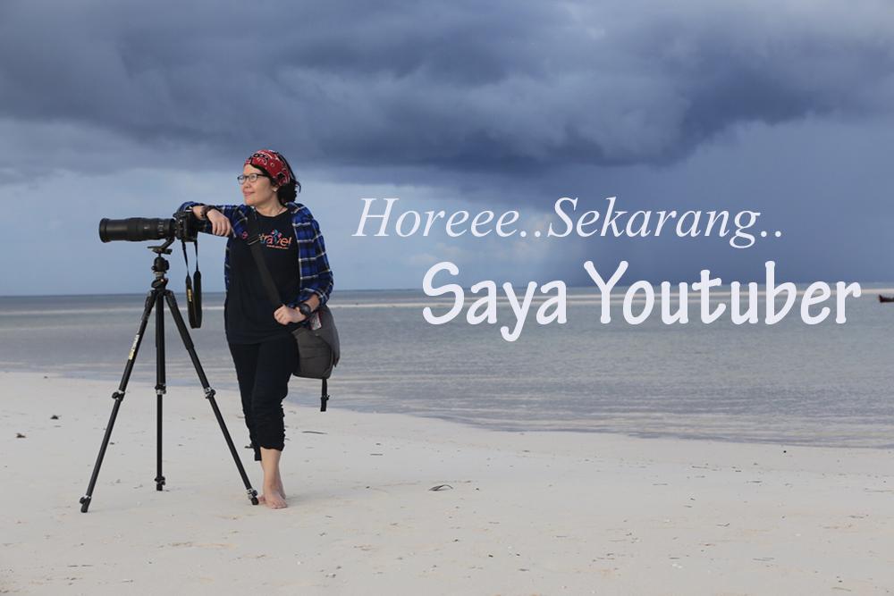 vlog perjalanan blogger ibu ibu