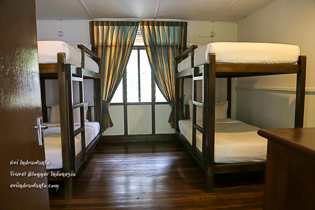 Grace Hotel Bergaya Asrama