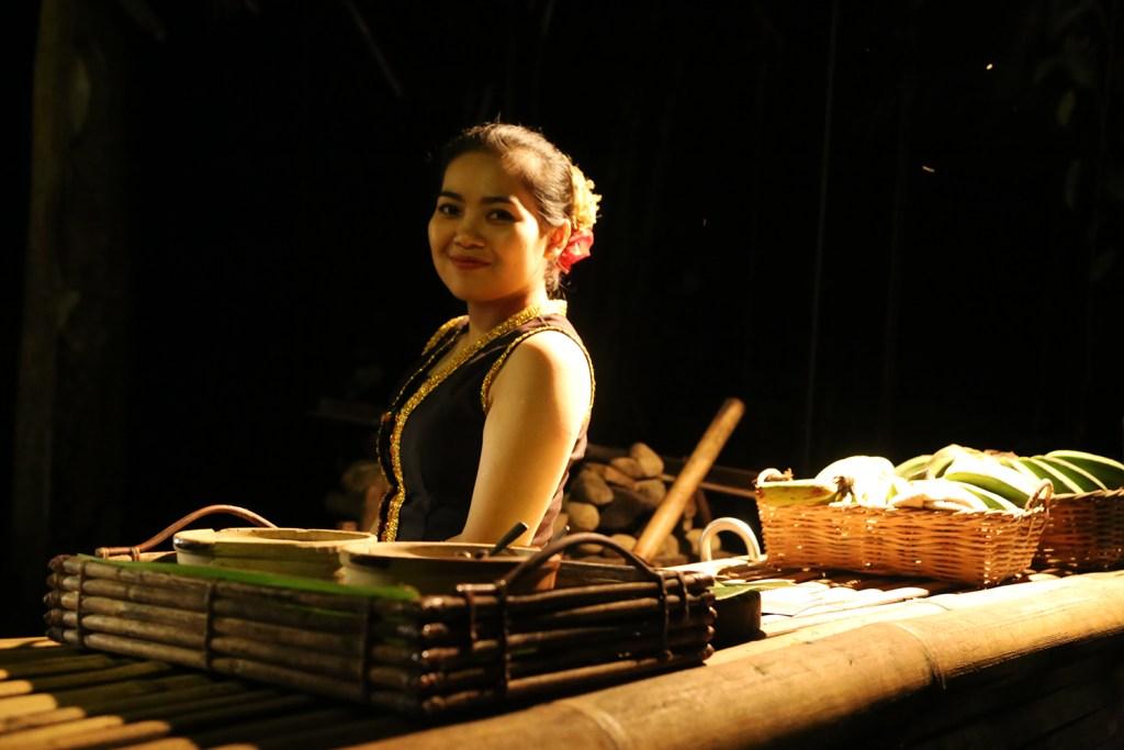 foto gadis Kadazan