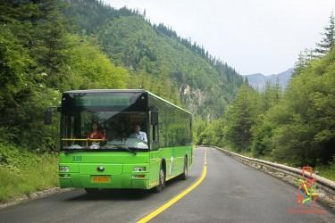 Bus ramah lingkungan