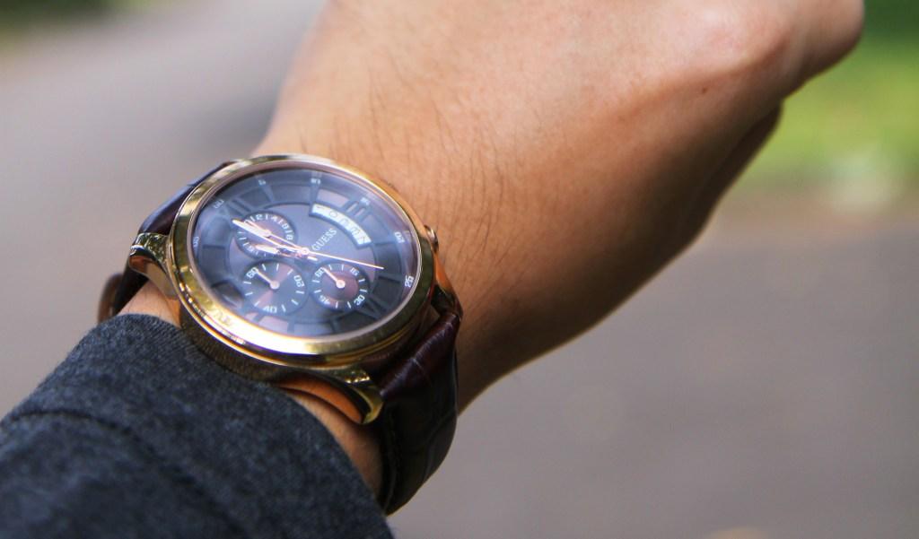 Arloji lebih dari sekedar pengingat waktu