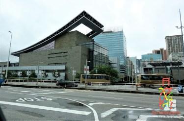Tiba di Macau